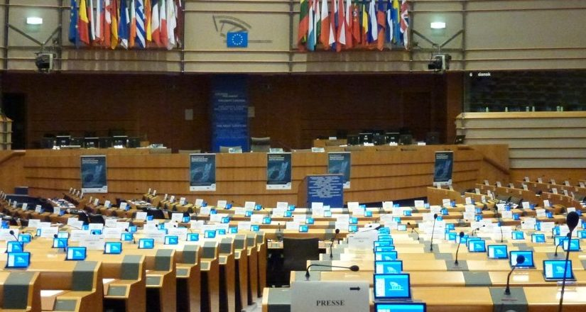 First Access to Documents request sent live in the European Parliament