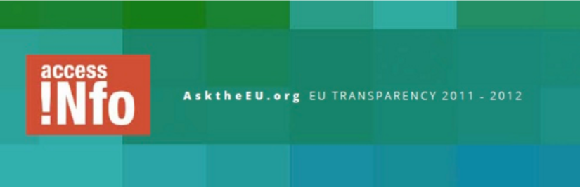 AsktheEU Report on EU Transparency 2011-2012