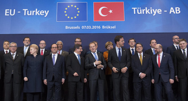 We Have the Right to Know: Is the EU-Turkey Deal Legal? So We're Asking.